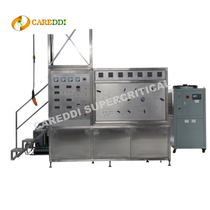Machine d'extraction de CO2 supercritique de taille moyenne 48L (24Lx2)