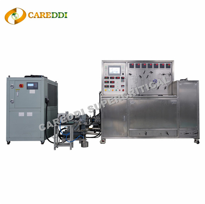 Machine d'extraction de chanvre Supercritique Co2 CBD 20L